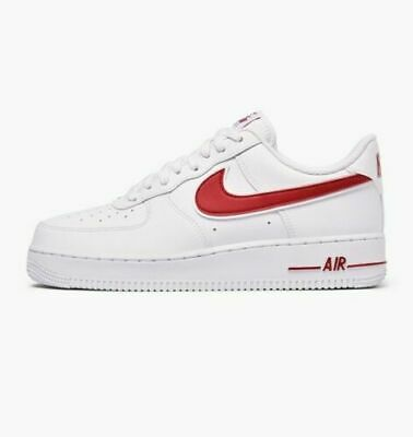 air force 1 bianco rosso