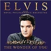 Elvis Presley - Wonder of You ( with the Royal Philharmonic Orchestra, 2016) NEW