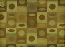 Crypton® Arc/com Bounce Modern Contemporary Geometric Browns Upholstery Fabric