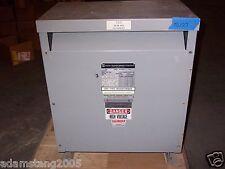 45kva Transformer 480v 173v100v 3 Phase Delta Wye 480 173y100 Volt 208120