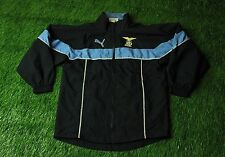 LAZIO ITALY CENTENARY 1999/2000 FOOTBALL TRACK TOP JACKET TRAINING PUMA ORIGINAL