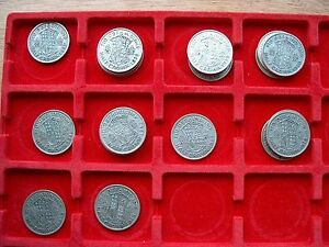 British-1937-to-1946-George-VI-Half-Crown-Choose-your-Date-or-grade