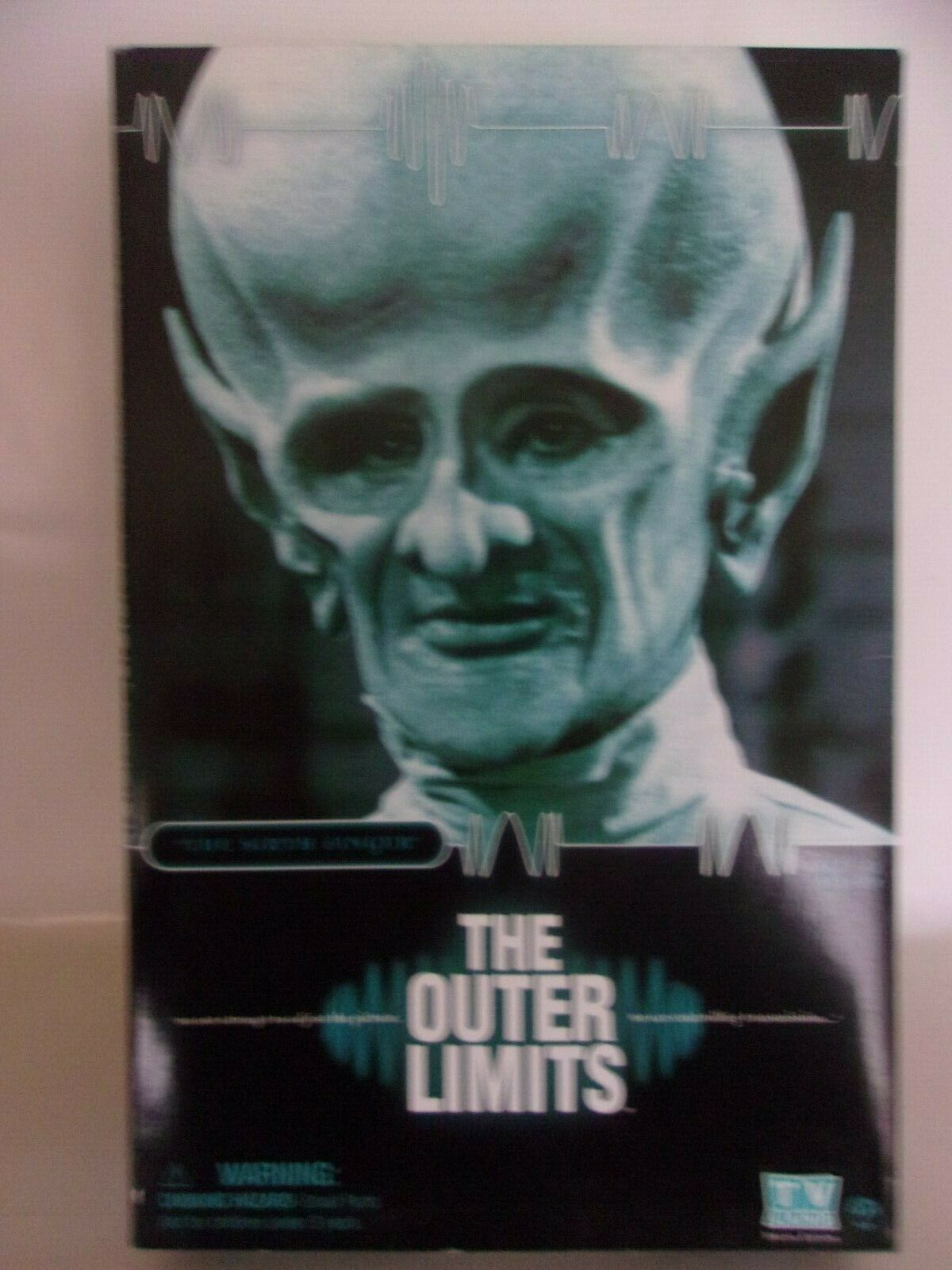 OUTER LIMITS sixth finger FIGURE rare MIB OOP collectible SIDESHOW SpielzeugS 2002
