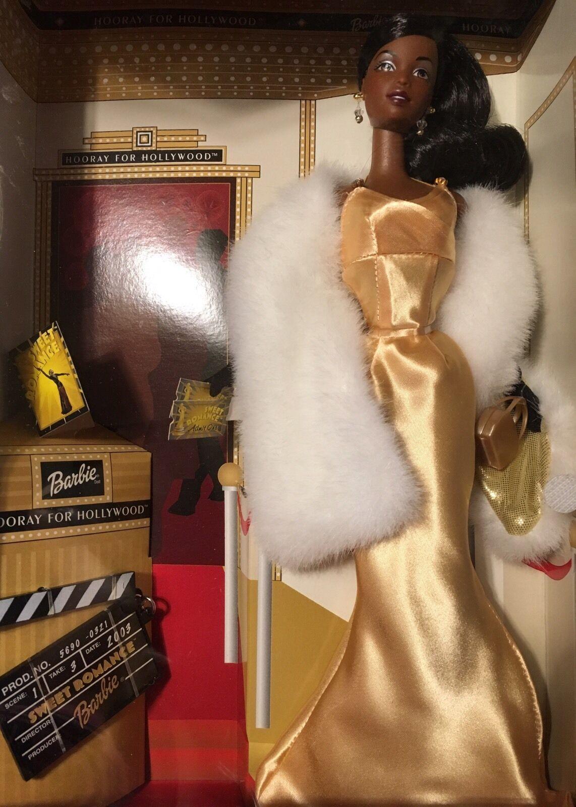 Nuevo en caja de edición especial de Barbie Viva Hollywood afroamericano Muñeca
