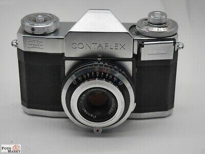 Zeiss Ikon Pantar 1:2,8 2,8//45 45mm obiettivo Lens per Contaflex//CONTINA