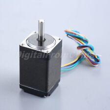 Nema 11 Bipolar Hybird Motor 095a 32mm 6 Wires For Industries Engraving Printer