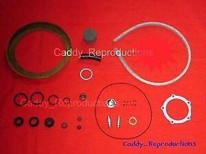 1957 Cadillac Rear Brake Rebuild Kit