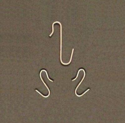 "Re-Stringing Repair Hooks (1 Head & 2 Legs Made For 8"" & 10, 14""  Dolls"
