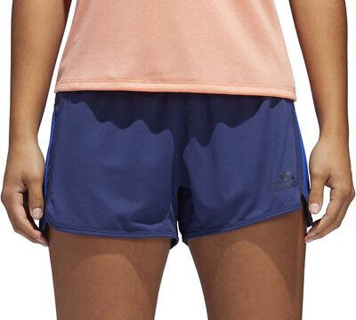 Adidas D2m Knit Womens Training Shorts - Navy Produkte Werden Ohne EinschräNkungen Verkauft
