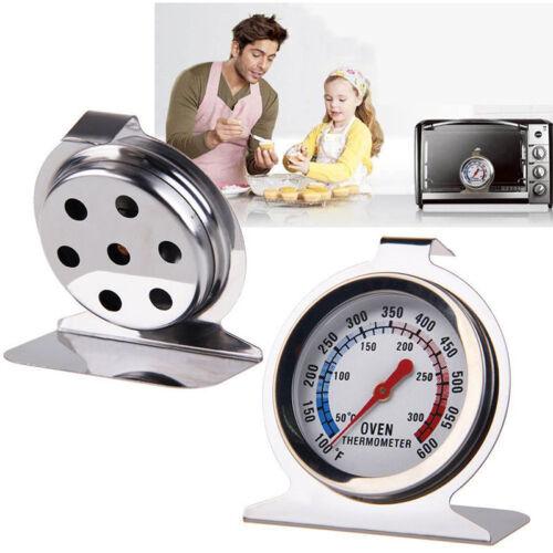 300ºC Valutare Termometro per forno forno a legna barbecue BBQ pirometro 50ºC