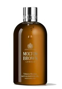 Molton-Brown-Tobacco-Absolute-Bath-amp-Shower-Gel-300ml-NEW-FRESH-AUTHENTIC