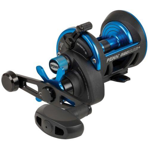 Penn 525 Mag4 *Multiplier* Sea Fishing Reel