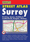 Philip's Street Atlas Surrey by Octopus Publishing Group (Paperback, 2007)