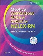 Comprehensive Review of Nursing for NCLEX-RN by Judith S. Green, Patricia M. Nu…