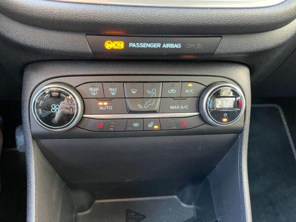 Ford Fiesta 1,0 EcoBoost mHEV Titanium billede 15