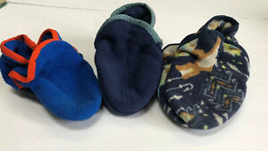 Patagonia Synch Booties Bundle 3 Pairs Boy Girl Size 2t
