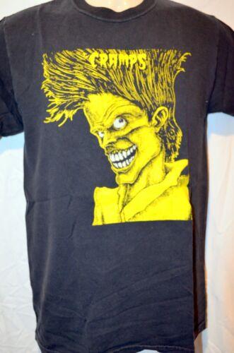 Cramps Vintage Punk Rock Band T-Shirt Small S