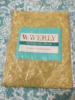 Waverly Harlequin Oro One Standard Sham - 21 X 26
