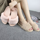 Womens Home House Anti-slip Shoes & Women Plush Leisure Indoor&outdoor Slippers