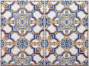 spanische musterfliesen mijas f r mosaik 2te wahl ca. Black Bedroom Furniture Sets. Home Design Ideas