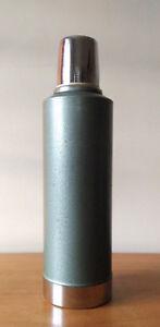 Thermos-ancien-1950-STANLEY-ALADDIN-Industries-NASHVILLE-USA-VINTAGE