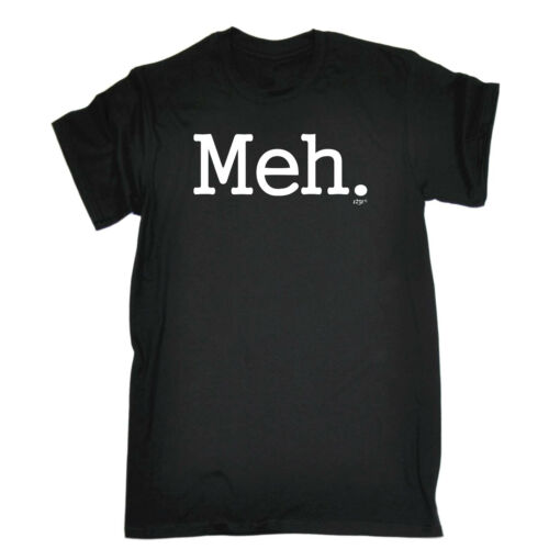 Funny Kids Childrens T-Shirt tee TShirt Meh