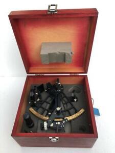 Osaka Tamaya NO.847761 Marine Sextant Nautique Navigation Instrument