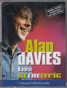 Alan-Davies-Live-At-The-Lyric-Cassette-Audio-Comedy-Stand-Up-FASTPOST