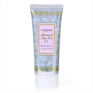 CANMAKE Tokyo Mermaid Skin Gel UV Sunscreen SPF50+ PA++++ 40 g