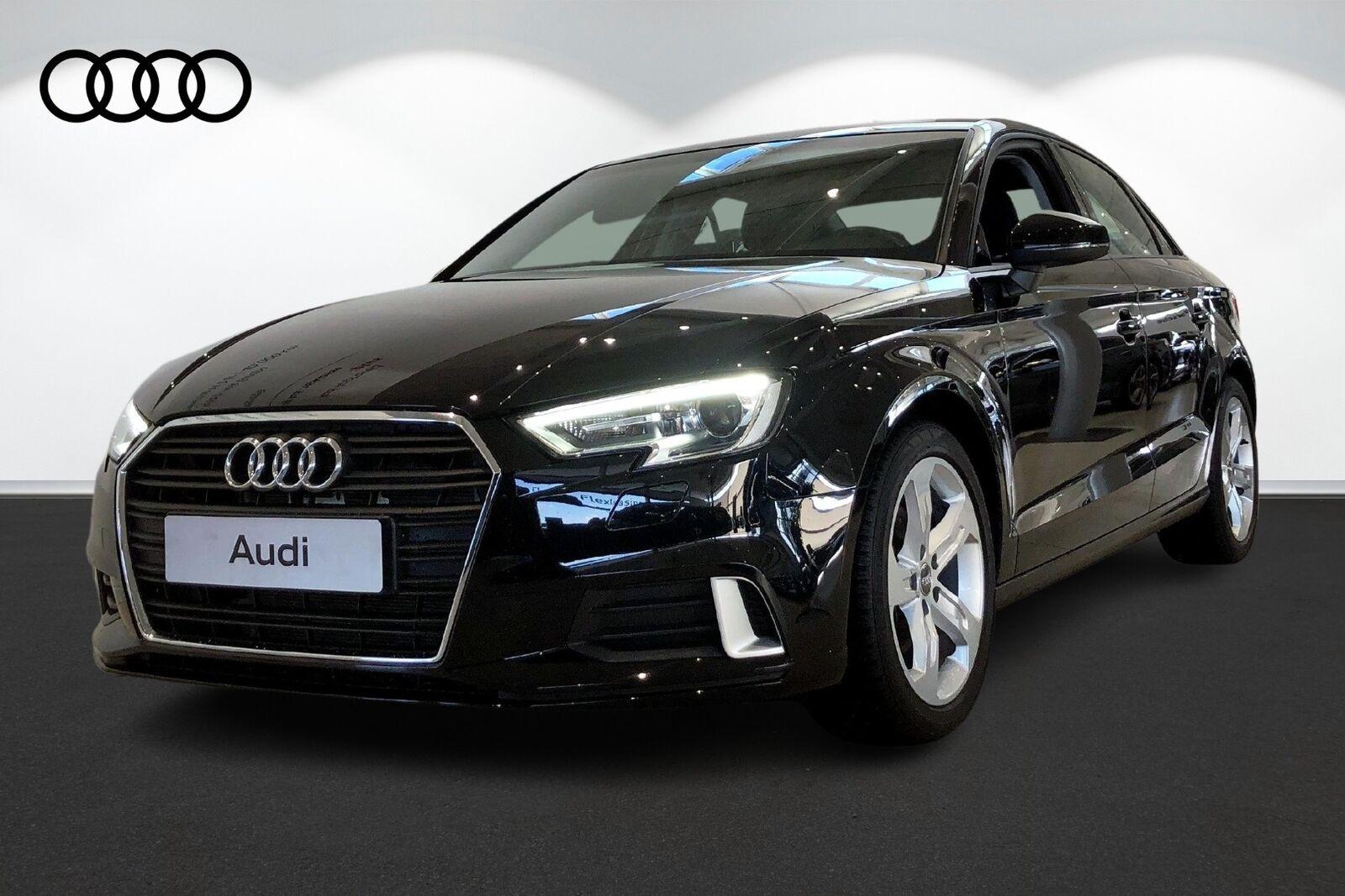 Audi A3 1,0 TFSi 116 Sport 4d - 214.900 kr.