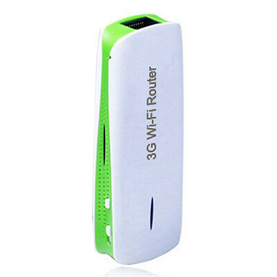 5 in 1 Mini Portable 150Mbps 3G WIFI Mobile Wireless Router Hotspot