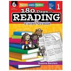 180 Days of Practice: 180 Days of Reading for First Grade by Suzanne Barchers (2013, Paperback, Revised)