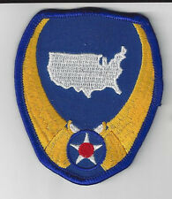 U. S. ARMY AIR FORCES/ U.S. AIR FORCE CONTINENTAL AIR COMMAND PATCH