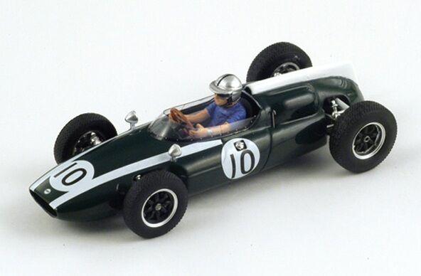 Cooper T53 B.McLaren  2nd GP Monaco  1960 1960 1960 (Spark 1 43   S3511) d8c8cc