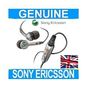 GENUINE-Sony-Ericsson-T707-Headset-Headphones-Earphones-handsfree-mobile-phone