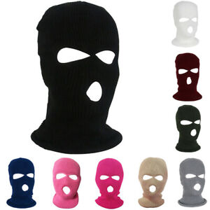 Thick-Knitted-Warm-Ski-Mask-3-Hole-Balaclava-Full-Face-Mask-for-Outdoor-Sports