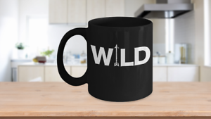 Archery-Mug-Black-Coffee-Cup-Funny-Gift-for-Wild-Long-Cross-Bow-Arrow-Hunting