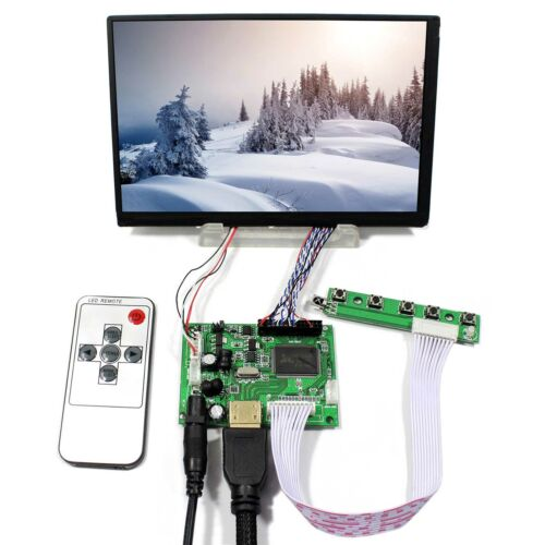 7inch N070ICG-LD1 1280X800 IPS LCD Screen panel with HDMI LCD Controller Board