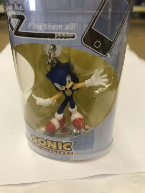 Sonic The Hedgehog Thumb Up Sonic Cell Phone Charm GE8757
