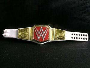 WWE-Mattel-Action-Figure-Accessory-Raw-Women-039-s-Title-Belt-Elite-loose