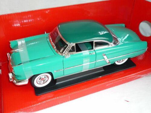 Lincoln Capri GrÜn 1952 Coupe Oldtimer 1//18 Yatming Modellauto Modell Auto