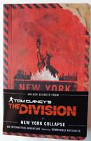 Sdcc 2016 Signed By Alex Irvine York Collapse Tom Clancy's The Division
