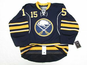 ebbac53df Image is loading JACK-EICHEL-BUFFALO-SABRES-AUTHENTIC-HOME-REEBOK-EDGE-