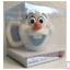 Wunderschöne Disney OLAF Große 3D Tasse Kaffee Tee Schneemann Kopf Eiskönigin 2