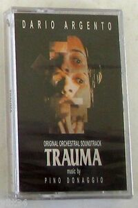 DARIO-ARGENTO-TRAUMA-Colonna-Sonora-Soundtrack-Musicassetta-MC-K7-Sigillata