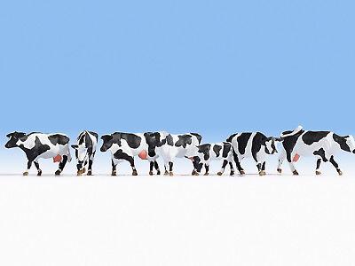 Black-White HO 1//87 Noch 15721 Cows