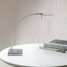 Tischleuchte Nickel matt 3-stufen Touchdimmer Action by Wofi