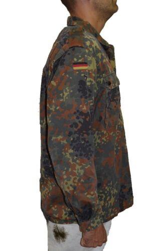 Jacke ORIGINAL BW Bundeswehr Feldbluse alle Größen Hemd Armee Army Wandern