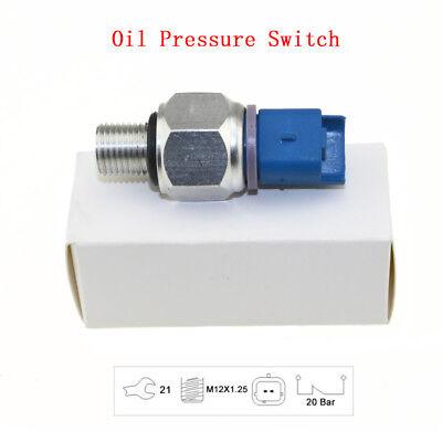 Keenso Car Vehicle Power Steering Pressure Switch Sensor for Citroen Peugeot 206 9677899580