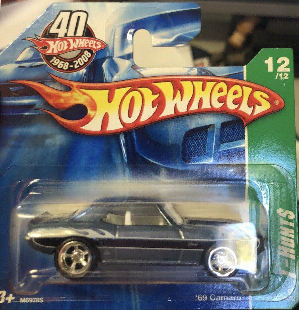 el más barato Hotwheels Hotwheels Hotwheels 2015 súper Treasure Hunt'69 Camaro  Tu satisfacción es nuestro objetivo